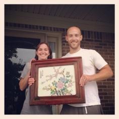 Brandon & Ash's Wedding Gift