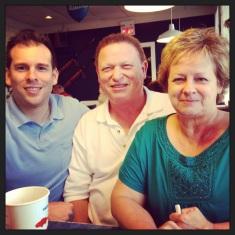 Dinner with Wayne & Karen