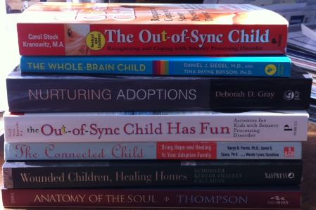 Orphan Care Books