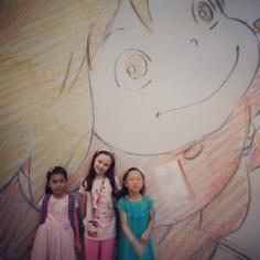 Ezri, Kiki, & Aimer at Heritage Museum