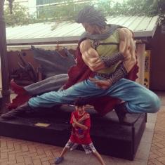 Javi, Kung Fu Master