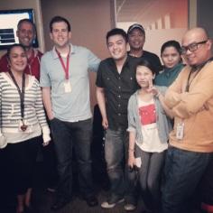 ISS-Merlin Helpdesk Team, Manil