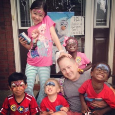 Case Kids love Uncle Scott