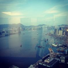 Victoria Harbour, HK