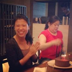 Phoebe Guo's B-day