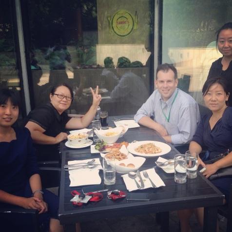 ISS-FCO Beijing Team