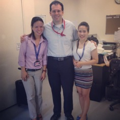 ISS Manila Post Team