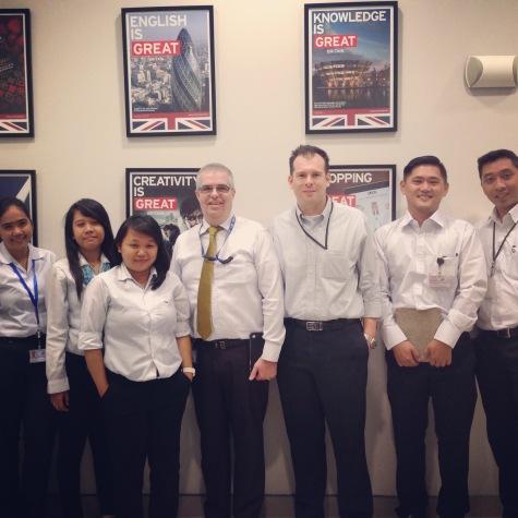 ISS Jakarta Team