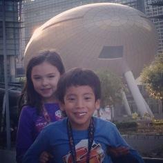 Case Kids & Spaceship