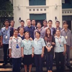 ISS-FCO Bangkok