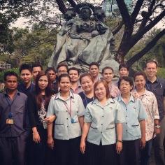 ISS-FCO Bangkok; Queen Victoria